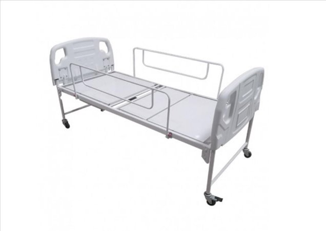 Cama Hospitalar Motorizada 2 Movimentos Semi-Luxo