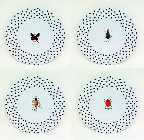 Jogo de Pratos de Jantar - Bugs
