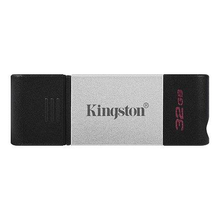 Pendrive Kingston DataTraveler 80 USB-C 3.2 32GB