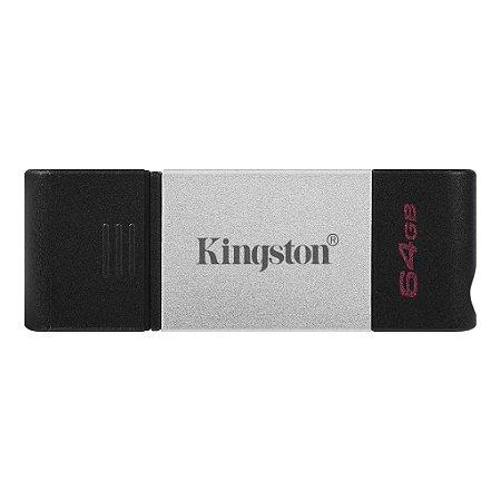 Pendrive Kingston DataTraveler 80 USB-C 3.2 64GB