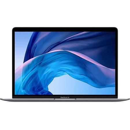 "MacBook Air 13"" i3 1.1GHz 8GB 256GB Cinza-espacial"