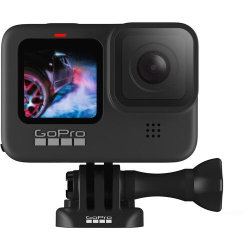 Câmera GoPro HERO9 Black