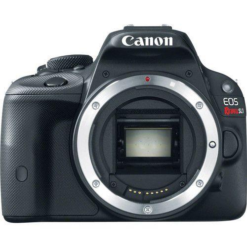Câmera Canon EOS Rebel SL1 Corpo