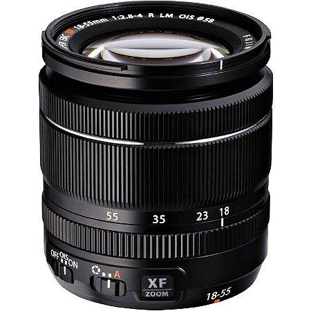 Lente Fujifilm XF 18-55mm f/2.8-4 R LM OIS Zoom