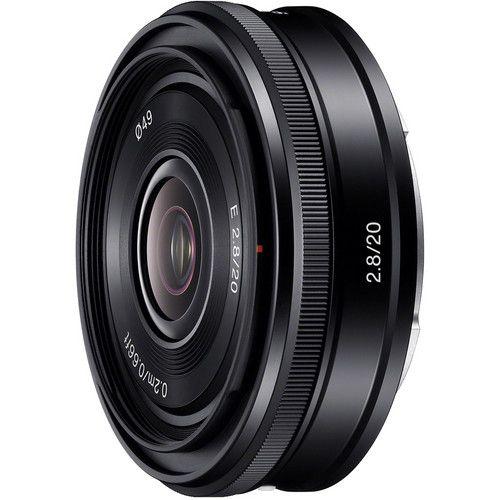 Lente Sony SEL FE 20mm f/2.8