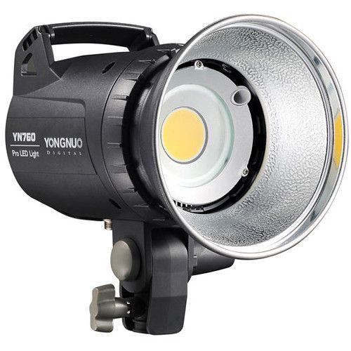 Tocha de Luz Contínua para Vídeo Yongnuo 760 Pro LED