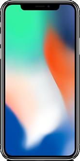 Celular Apple iPhone X 64Gb Prateado