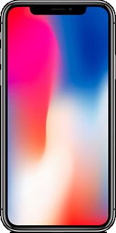 Celular Apple iPhone X 256Gb Cinza Espacial