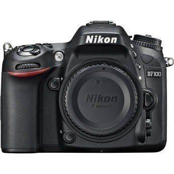 Câmera Nikon DX D7100 Corpo