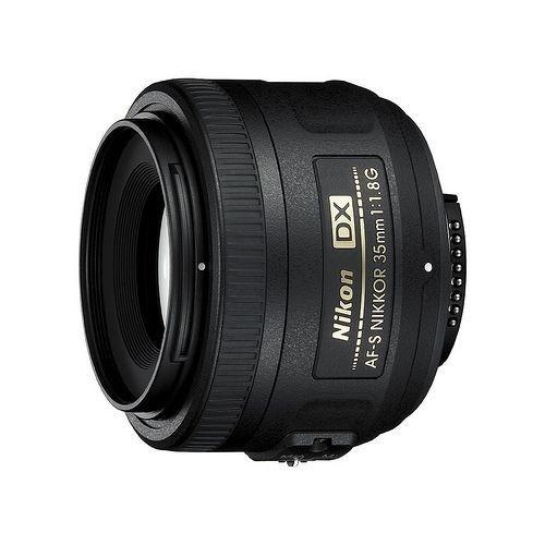 Lente Nikkor AF-S DX 35mm f/1.8G