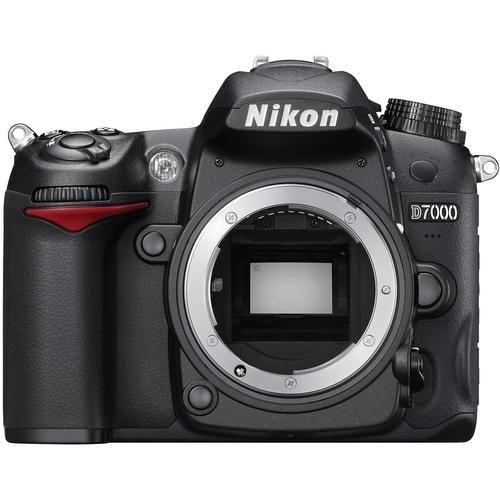 Câmera Nikon DX D7000 Corpo