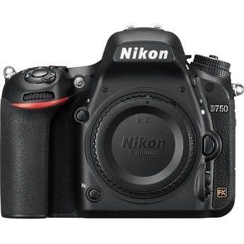 Câmera Nikon FX D750 Corpo