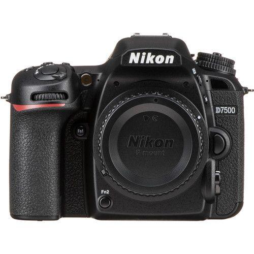Câmera Nikon DX D7500 Corpo