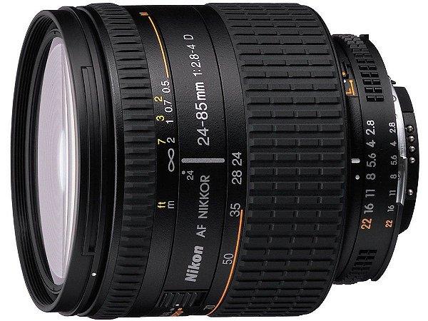 Lente Nikkor AF-S FX 24-85mm f/2.8-4D IF