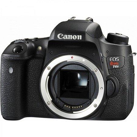 Câmera Canon EOS Rebel T6s Corpo