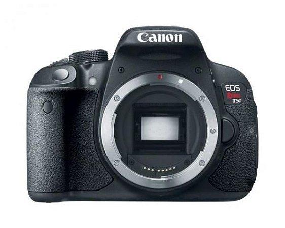 Câmera Canon EOS Rebel T5i Corpo