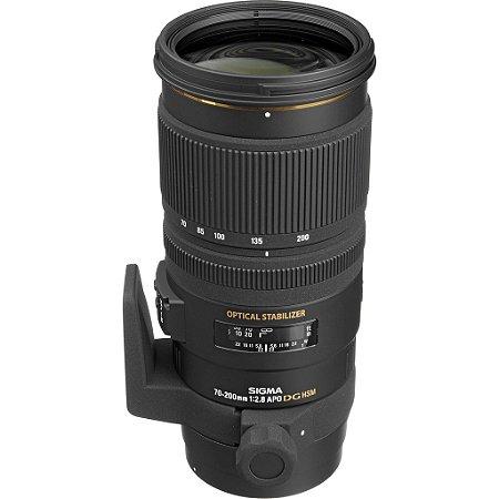 Lente Sigma DG 70-200mm f/2.8 APO OS HSM para Nikon