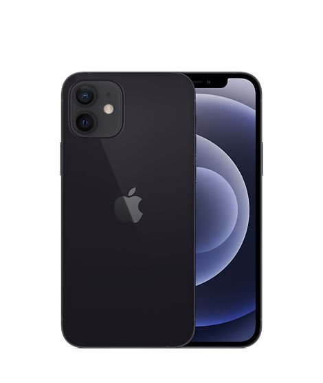 Celular iPhone 12 64GB Preto