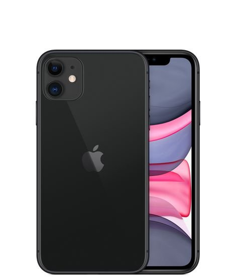 Celular iPhone 11 64GB Preto