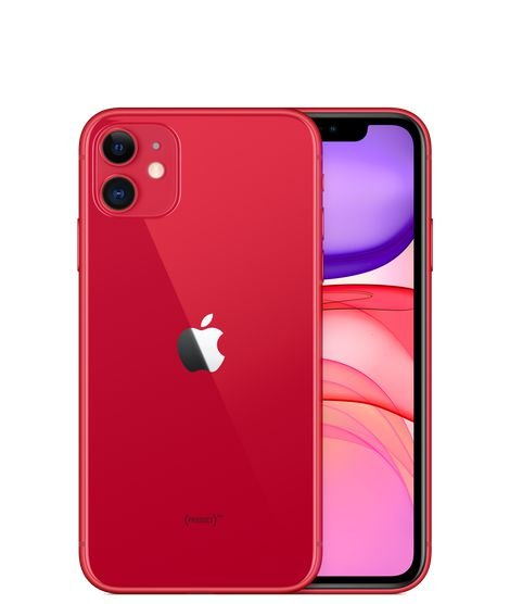 Celular iPhone 11 256GB (PRODUCT)RED