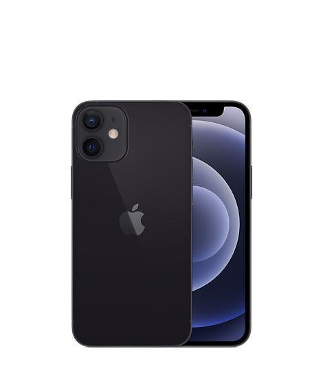 Celular iPhone 12 Mini 256GB Preto