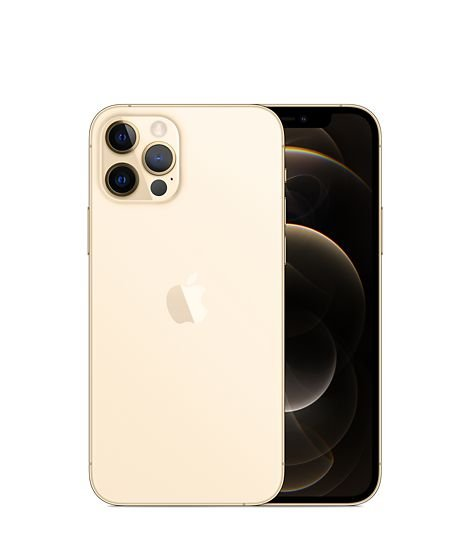 Celular iPhone 12 Pro 512GB Dourado