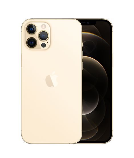 Celular iPhone 12 Pro Max 512GB Dourado