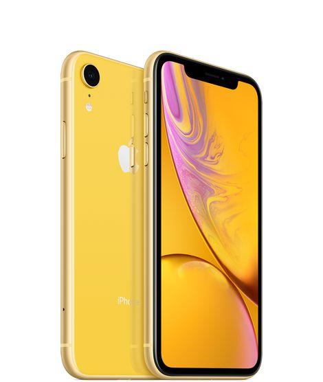 Celular iPhone XR 64GB Amarelo