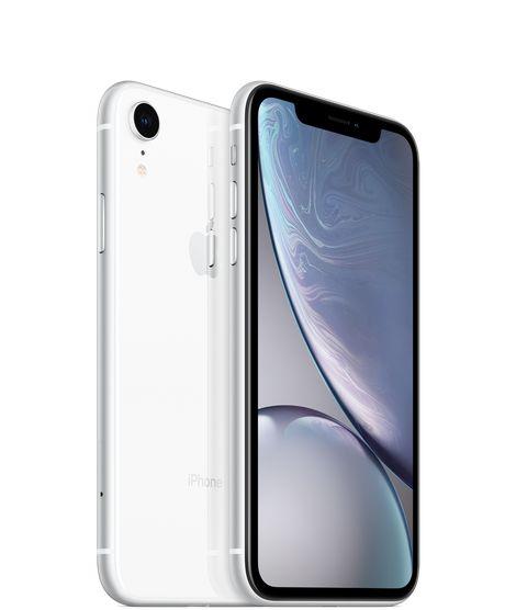 Celular iPhone XR 64GB Branco