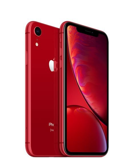 Celular iPhone XR 64GB (PRODUCT)RED