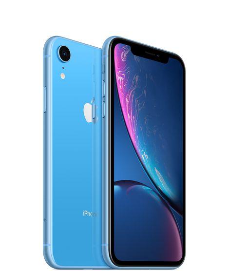 Celular iPhone XR 128GB Azul