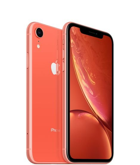 Celular iPhone XR 128GB Coral