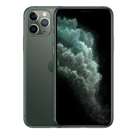 Celular iPhone 11 Pro 128GB Verde meia-noite