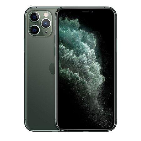 Celular iPhone 11 Pro 256GB Verde meia-noite