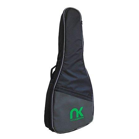 Bag 600 Premium Preto Violão Folk NewKeepers