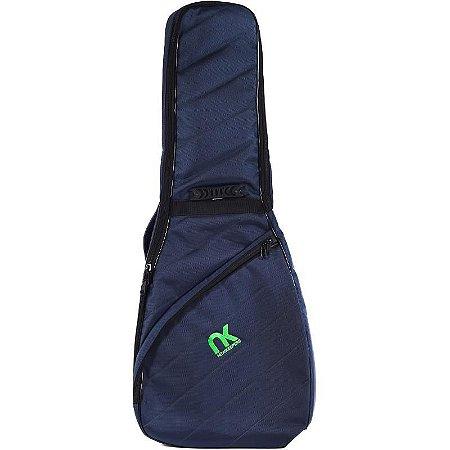 Capa Bag Guitarra MaxiPro Azul NewKeepers