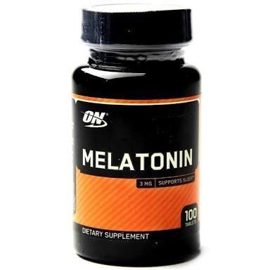 Melatonina Optimum de 3mg - 100 cápsulas