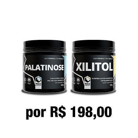 Xilitol 500g + Palatinose 400g