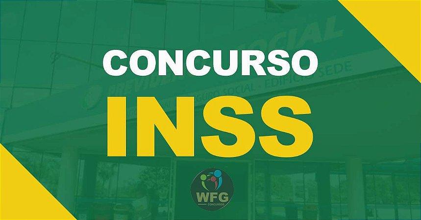 CURSO ONLINE - INSS 2021/22 - TÉCNICO PREVIDENCIÁRIO - Nível Médio