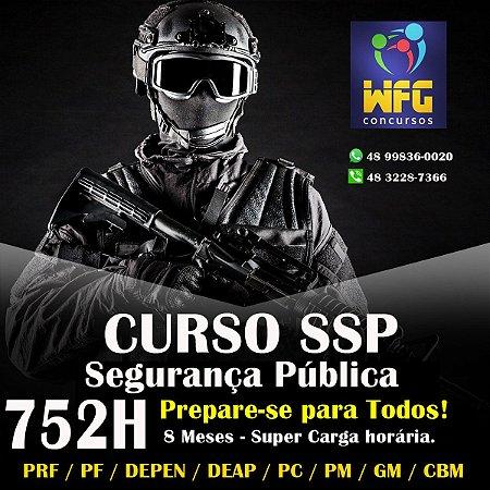 CURSO ONLINE SSP SEGURANÇA PÚBLICA - ACESSO POR 1 ANO!  - Prepare-se para todos na área de segurança. (( PROMOÇÃO DE VOLTA PARA OS ESTUDOS))