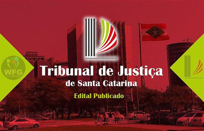 CURSO ONLINE: TJ-SC PÓS EDITAL - TÉCNICO JUDICIÁRIO - ( Específicas e Gerais já incluso, liberado até a prova) - (( PROMOÇÃO FIM DE ANO))