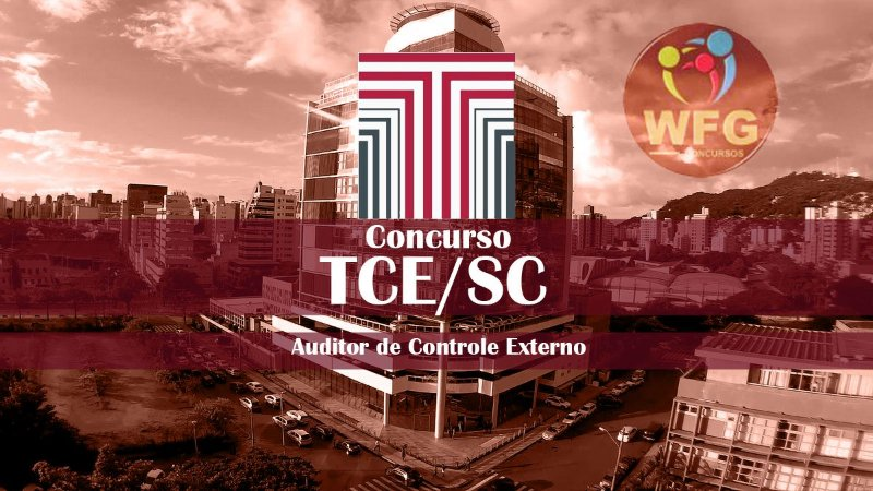 CURSO  PRÉ E PÓS EDITAL : TCE/SC 2021 - AUDITOR DE CONTROLE EXTERNO - ADVOGADO.