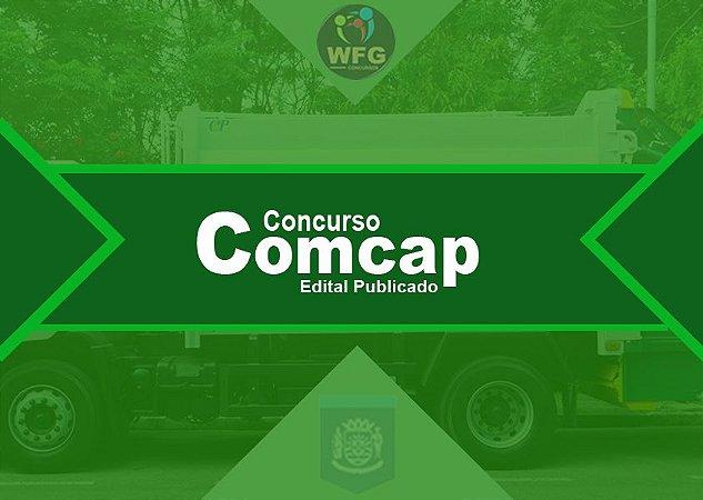 CURSO ONLINE : RETA FINAL COMCAP - GARI DE LIMPEZA- MATÉRIAS GERAIS E ESPECÍFICAS (( PROMOÇÃO QUARENTENA DE ESTUDOS ))
