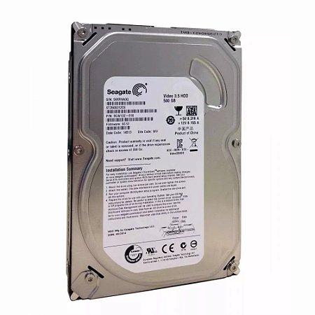HD 500GB SATA II 8MB 5900RPM ST3500312CS PC