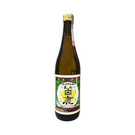 Sake (saquê) Tokusen Junmai Seco 720ml - Hakushika