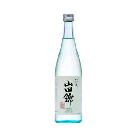 Sake (saquê) Yamadanishiki Honjozo-Shu Seco 720ml Hakushika