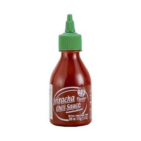 Molho de Pimenta Sriracha 215g - Pantai