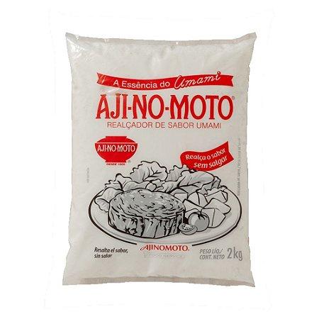 Glutamato Monossódico 2kg - Ajinomoto