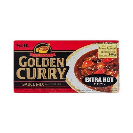 Golden Curry Ookara 220g (Extra Forte) - S&B