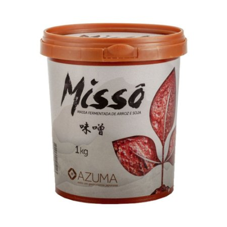 Misso (Massa de Soja) 1kg Pote - Azuma Kirin